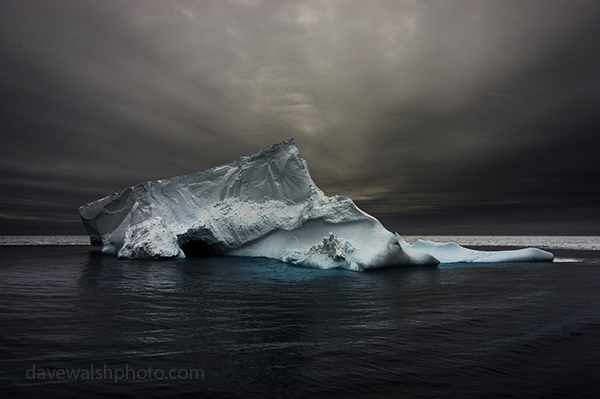 Iceberg, Southern Ocean, Antarctica