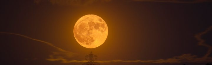 What my son taught me about the moon